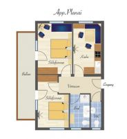 Appartement Planai
